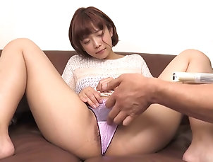Couple,Hardcore,Asian,Japanese,Natural Tits,Compilations Toys and cocks explore the cunt of a...