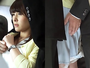 Compilations,Asian,Japanese,Public,Bus,Reality,Hardcore Sexy Yurara Sasamoto gladly allows...