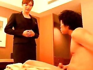 Asian;Handjobs,Asian,Handjobs,blowjob,cum,handjob,hardsextube Housekeeper Giving Handjob For Guy...