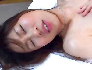 Hardcore,Japanese,Hairy,Cumshot,Blowjob,Bedroom,Asian,Doggy style,Natural tits,Pornstar,Straight Nasty Japanese beauty Remi Matsukawa...