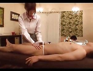 Asian;Massage;Japanese,Asian,Japanese,Massage Masseuse Getting Her Nipples Sucked...