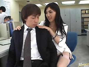 Asian,Big Nipples,Brunettes,Doggystyle,Hardcore,Japanese,Long Hair,Natural Tits Saori Hara the hot Japanese girl...
