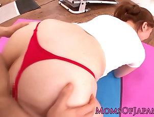 Cumshots;Japanese;MILFs;HD Videos;Queening;Erito Tokyo milf jizzed on ass after...