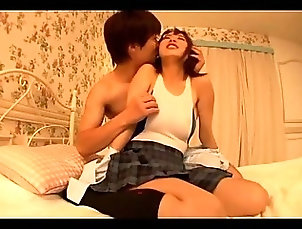 Asian;Japanese;Schoolgirls,Asian,Japanese,Schoolgirls Schoolgirl Licked And Fingered Tits...