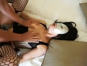 Japanese Hot Japanese wife sucking dick and...