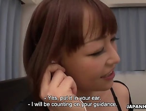 japanhdv;teenager;young;jav;japan;japanese;uncensored;asian;english;subtitles;big;tits;brunette;lingerie;pantyhose;fishnets;high;heels;panties,Asian;Pornstar;Teen;60FPS;Japanese,Yui Ayana Japanese cock teaser, Yui Ayana is...