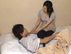 Natural Tits,Brunettes,Couple,Hardcore,Asian,Japanese Big tittied Japanese MILF gets fucked...
