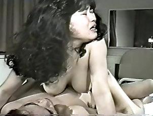 Hairy;Vintage;Japanese;Wife;Retro SUKIBOKURONO ONNA 2