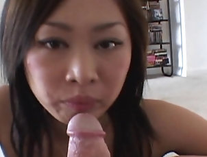 Japanese Yumi is a hot Asian babe who will do...