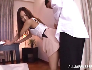 Couple,Hardcore,Amateur,Asian,Japanese,Fingering,Natural Tits,Long Hair Slim and hot Yukina Momota gets...