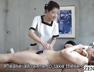 Asian;Lesbians;Japanese;MILFs;Massage;Zenra JAV CFNF lesbian massage MILF oral...