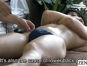 Japanese,Massage,Panties,Lesbian JAV CFNF lesbian massage MILF oral...