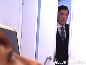 Reality,Story,Asian,Japanese,Office,Hardcore Attractive Japanese dame giving...