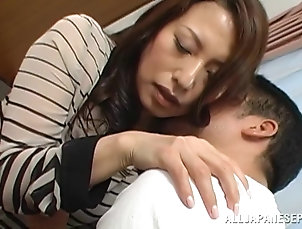 Couple,Hardcore,Asian,Japanese,MILF,Cougars Pretty Asian cougar with a great body...