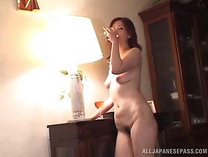 Couple,Hardcore,Asian,Japanese,Bra,POV Japanese milf sucks and gets fucked...
