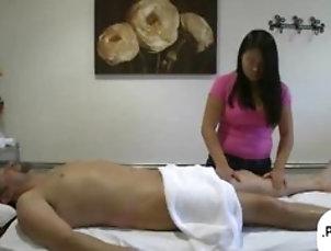 asian,handjob,hardcore,blowjob,massage,oral,fuck,a,Asian Guy gets happy ending at massage