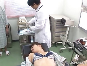 Reality,Asian,Japanese,Long Hair,Hardcore Amazing Japanese dame having her big...
