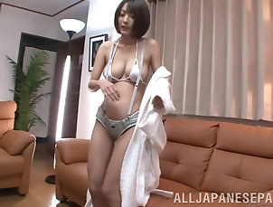 Reality,Asian,Japanese,Big Tits,Natural Tits,Casting Glorious Minami Hirahar Acts Naughty...