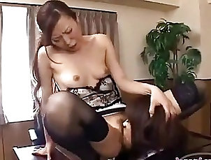 Asian;Lesbian;Japanese,Asian,Japanese,Lesbian,boss,chinese,desk Office Lady Licking Her Boss Pussy...