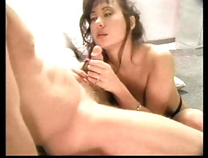 Couple,Asian,Blowjob Small-titted Asia Carrera riding a...