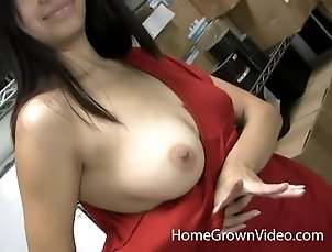 Couple,Panties,Asian Sexy Asian chick is in need of a...