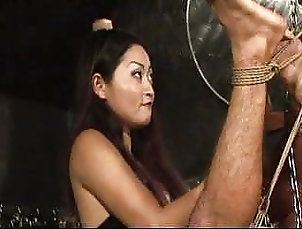 BDSM;Bondage;Mistress Amrita - The art of Japanese rope...