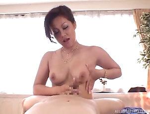 Couple,Hardcore,Asian,Japanese,Nice Ass,Blowjob,Natural Tits,Stockings,Nylon A lingerie clad Japanese AV model...