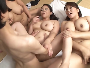 Natural Tits,Chubby,Blowjob,Cowgirl,Long Hair,Soapy,Big Ass,Group Sex,Hairy,Hardcore,MILF,Panties,Asian,Big Tits,Orgy,Japanese Japanese pornstars Sankimoto Nozomi...