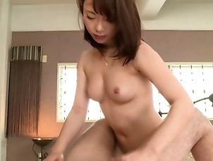 Group Sex,Hardcore,Asian,Japanese,Compilations Bare cocks fill the slick pussy of...