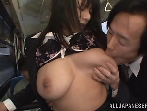 Reality,Big Tits,Bra,Pantyhose,Nylon,Asian,Hardcore,Japanese,Fingering,Public,Bus,Clothed Sex Naughty Japanese Girl Gets Fucked on...