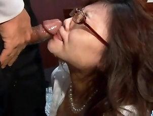 Asian,Japanese Perfect sex story along Asian...