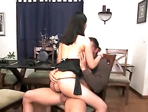 Amateur,Babes,Brunettes,Couple,First Time Anal,Hardcore,Shaved Pussy,Small Tits Sweet Chinese girl gets her tight...