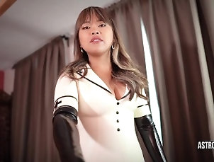 kink;bdsm;point-of-view;femdom-pov;asian-goddess;asian-dominatrix;asian-princess;handcuffed;coerced-orgasm;orgasm-control;humiliation;pvc;joi;jerk-off-instruction;cock-tease;female-domination,Asian;Bondage;Fetish;POV;Exclusive;Verified Amateurs CRAZY NURSE feat ASTRODOMINA