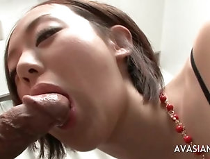 Amateur,Asian,Hardcore,POV,Couple,Japanese,Blowjob Horny Japanese With Sexy Lingerie...