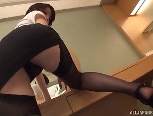 Hardcore,Gangbang,Asian,Japanese,Cumshot,Thong Cum loads drench the amazing ass of...