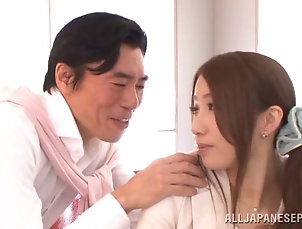 Reality,Office,Threesome,MMF,Hardcore,Asian,Japanese After hours this Japanese secretary...