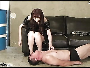 Mature;Japanese;Femdom;HD Videos;Slave;Humiliation Japanese Femdom Slapping, Caning,...