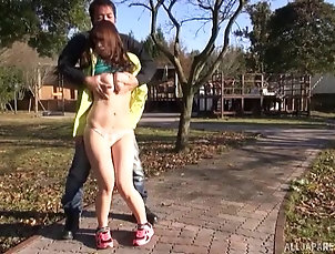 Couple,Hardcore,Asian,Japanese,Pantyhose,Nylon,Outdoor,Natural Tits,Public,Car Fucking It's the first time for Hitomi...