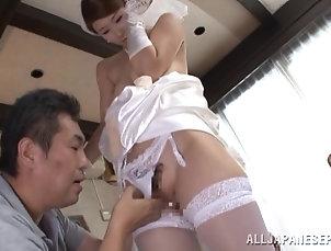 Reality,Brides,Asian,Hardcore,Japanese,Story Japanese bride enjoys her hairy pussy...