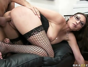 Office,Asian,Big Cocks,Blowjob,Hardcore,Cumshot Asian Milf Gets her Wet Pussy Stuffed...
