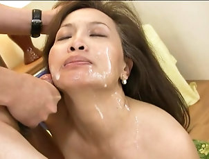 Reality,Couple,Hardcore,Asian,MILF,Cougars,Wife,Facial,Cumshot,Amateur Sizzling amateur Asian milf enjoys...