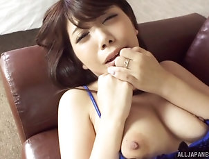 Solo Models,Asian,Japanese,Panties,Masturbation,Natural Tits Ardent and solo Japanese slut lies on...
