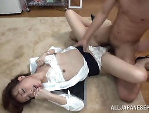 Threesome,Hardcore,Asian,Japanese,Babes,MMF,Fingering,Amateur Pretty Rin Misuzu gets fucked and...