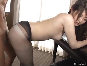 Couple,Japanese,Small Tits Ikushima Ryou will do anything to...