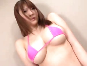 Asian,Nice Ass,Big Tits,Toys Busty Asian Doll with Big Tits...