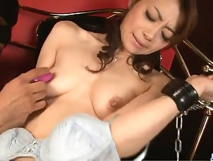 Asian,Japanese Maki Hojo strong hardcore session...