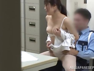 Asian,Blowjob,Brunettes,Hardcore,Japanese,Nurses,Threesome Sexiest Japanese action with hot...