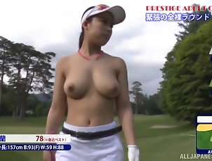 Japanese,Sport,Natural Tits Naughty Asian babe finally gets to...
