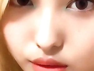 Asian;Babe;Celebrity;Close-up;HD Videos;JOI;Beautiful Face;Kpop More Of AhIn's Cum Deserving Face