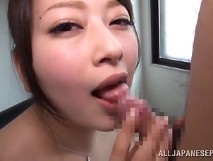 Couple,Hardcore,Asian,Japanese,Reality,Casting,POV He loves pantyhose on a business babe...